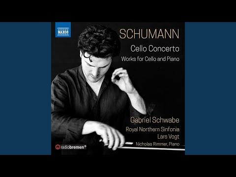 Fantasiestücke, Op. 73 (Version for Cello & Piano) : III. Rasch und mit Feuer