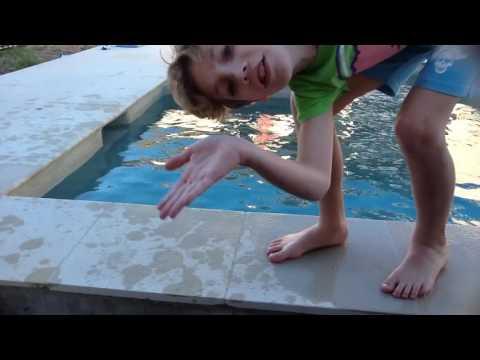 Ice pool challenge part 1