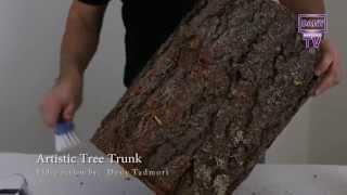 Decorative Tree Trunk