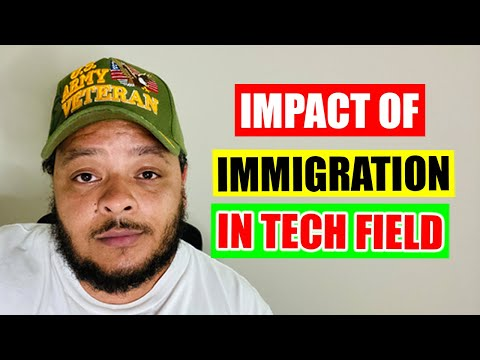 Potential Impact of Immigration on the U.S. Tech Industry