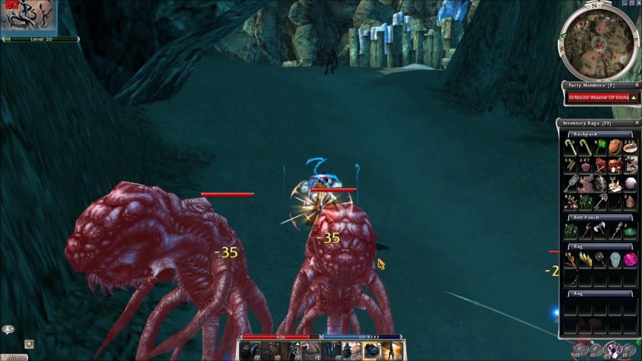 Guild Wars  Underworld Farm Build