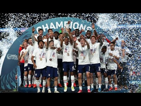 2021 Concacaf Gold Cup Final: USA 1 - Mexico 0 | Match Report ...