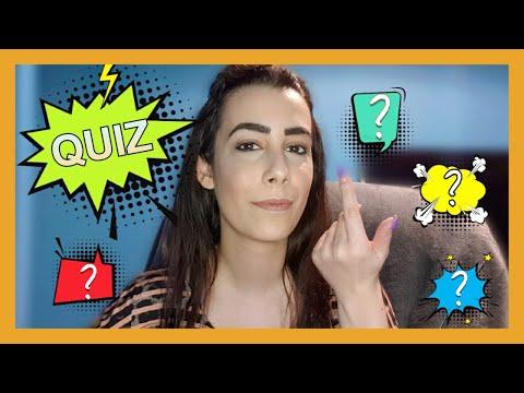 Κάνω τα πιο περίεργα Quiz που βρήκα στο Internet | Annie Charalampous