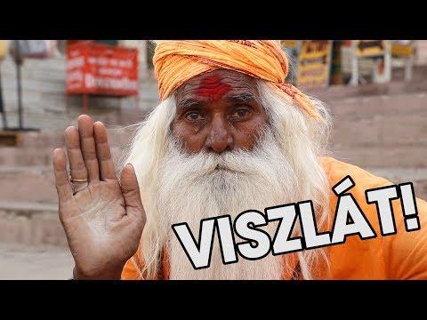 Varanasi - Az út vége | India #7