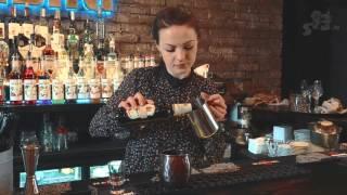 Рецепт коктейля БилБерри - черничного коктейля на основе пшеничного пива(, 2016-03-05T06:12:07.000Z)