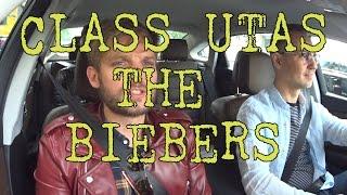 CLASS UTAS   The Biebers / Puskás Peti