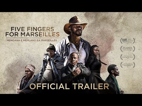'Five Fingers For Marseilles' Official Theatrical Trailer