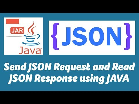 Java-Send JSON Request and Read JSON Response - ChillyFacts