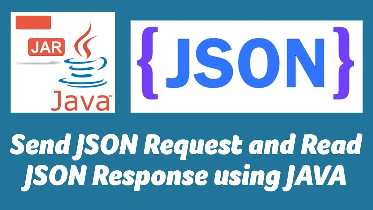 Send JSON Request and Read JSON Response using JAVA