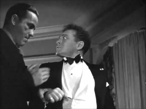 The Maltese Falcon (Slap) Humphrey Bogart ~ Peter Lorre ~ Mary Astor