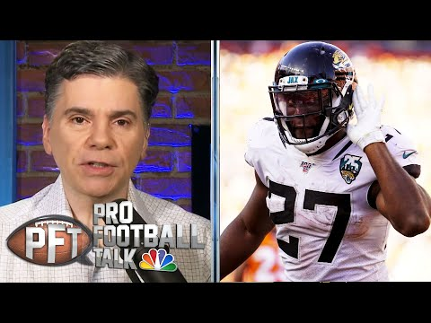 How Leonard Fournette ended up on the block; possible destinations | Pro Football Talk | NBC Sports