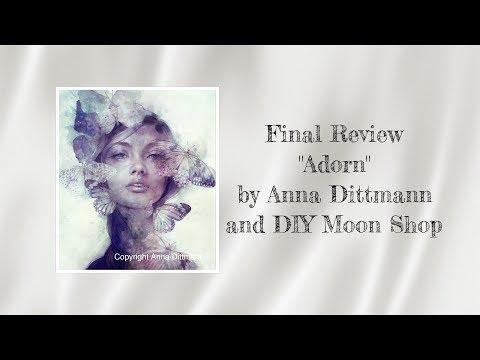 """Final Review 5 - """"Adorn"""" DIY Moon Shop"""