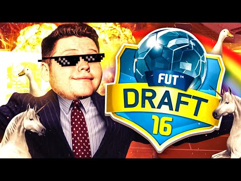THE DRAFT SESSIONS #1 | FIFA 16 ULTIMATE TEAM FUT DRAFT