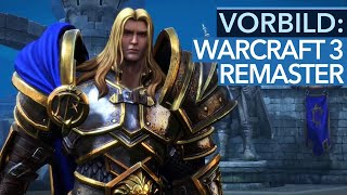 Jedes Remaster sollte sich an Warcraft 3: Reforged ein Beispiel nehmen!