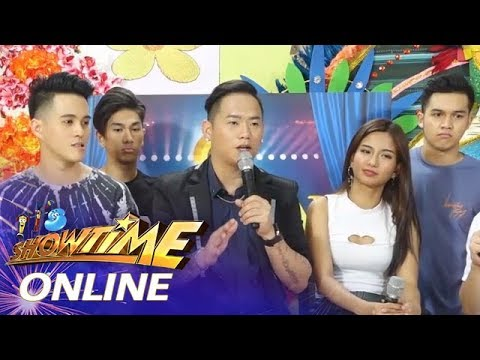 It's Showtime Online: Mark Michael Garcia on his song choice