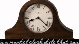 Hm Quartz  Mantel Clocks