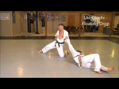 Inochi Judo - USJA Rokyu - Nidan Technical Requirements