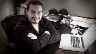 Chris Medina calls his Dad about What are Words Movie