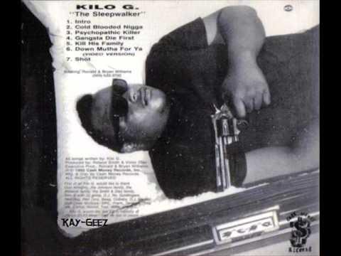 Kilo-G - The Sleepwalker (Full Album)