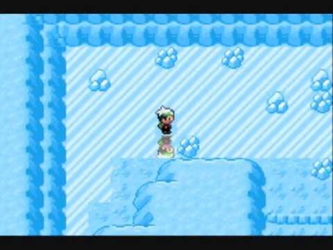 Pokemon Emerald - Part 37: Shoal Cave