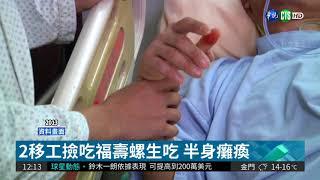 生菜被蝸牛爬過... 小心病從口入 広東住血線虫 検索動画 21