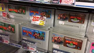 The jcontra Super Potato Akihabara Tour 2018