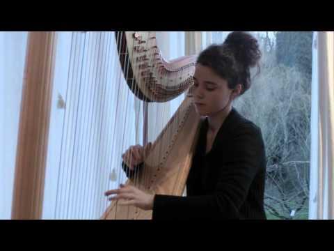 Debussy - Deux Arabesques (Harpe) - Héloïse de Jenlis