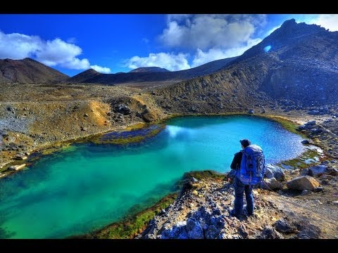Tongariro Alpine Crossing - Living a Kiwi Life - Ep. 29