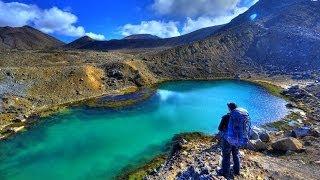 Tongariro Alpine Crossing - Living a Kiwi Life - Ep. 29