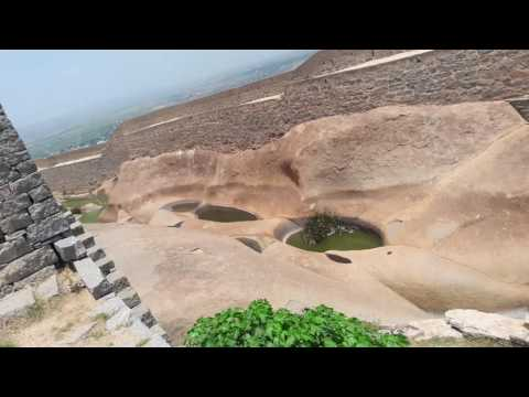 Ballary Fort Total Video amazing place must watch and visit that place | Karnataka South indian
