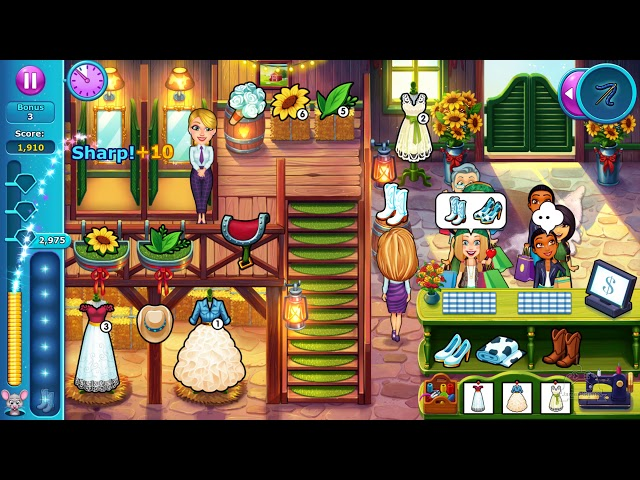 Fabulous - Angela's Wedding Disaster #24 Bonus Level 2-3 🎮 James Games