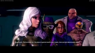 Saints row 3 - stag film (the bad ending)