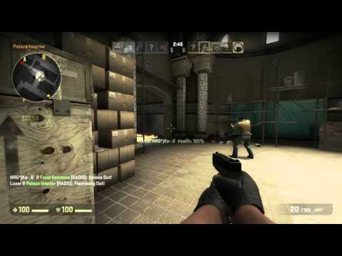 Counter Strike Global Offensive beta LIVE part 1