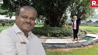 HD Kumaraswamy Rejects PM Narendra Modi's Fitness Challenge