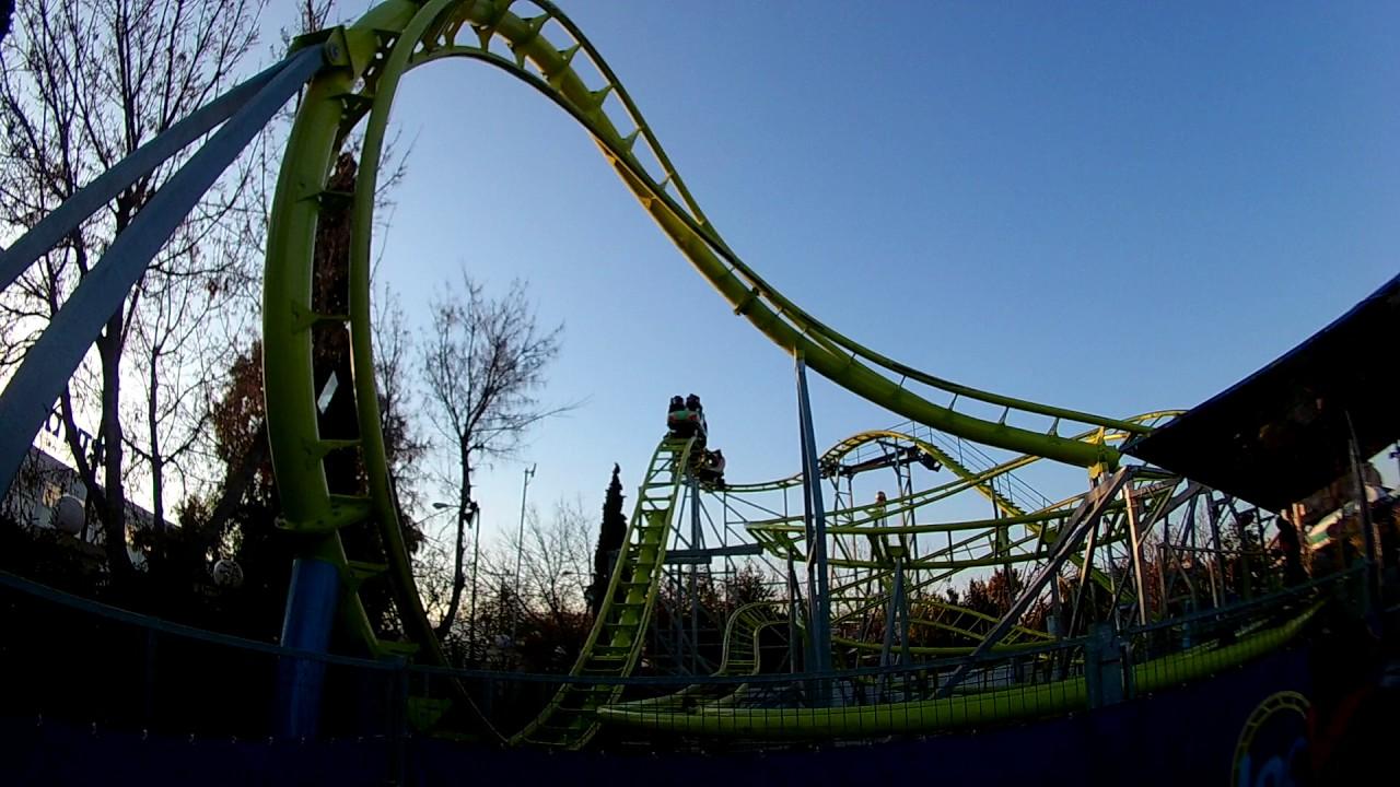 Loop It - Allou Fun Park Athens