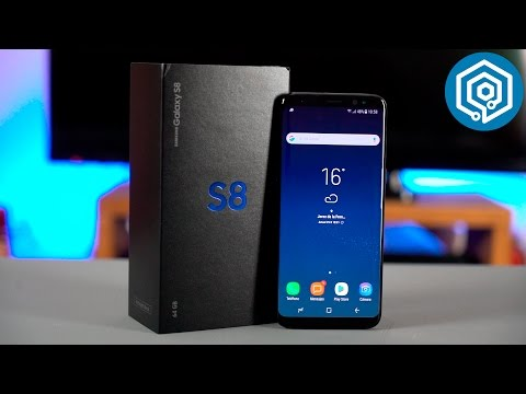 Samsung Galaxy S8 | UNBOXING