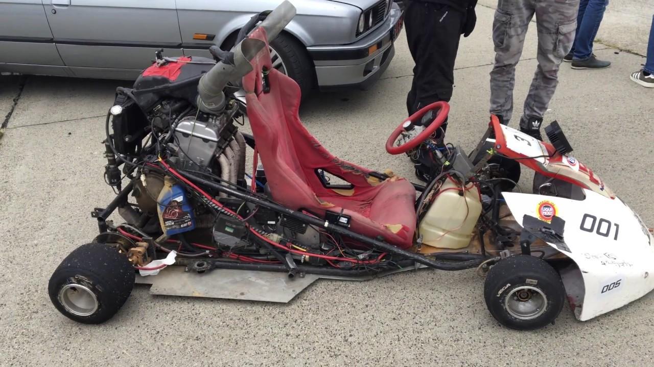 Drag Racing Go kart - Drag Race Go kart - Go Kart motor tuning - Go Kart  engine tuning
