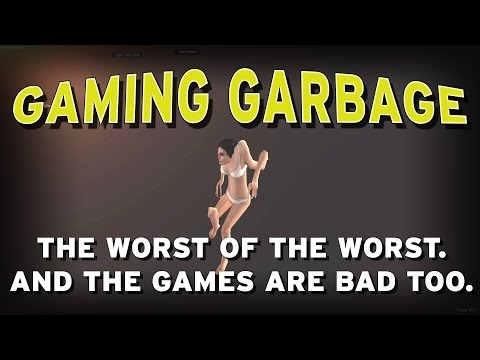 Gaming Garbage: Today We've Got Some REALLY Bad Games