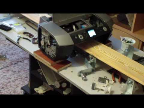 Обзор и тестирование фотоцентра Epson L850 первое