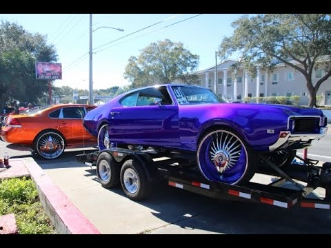 Whipaddict Mlk Day St Pete Custom Cars Kandy Paint Big