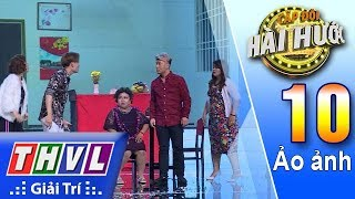 THVL | Cặp đôi hài hước Mùa 2 - Tập 10[5]: Gia đình vui vẻ - Võ Tấn Phát, Akira Phan