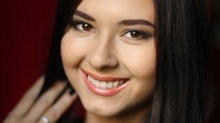 видео Макияж для брюнеток с карими глазами