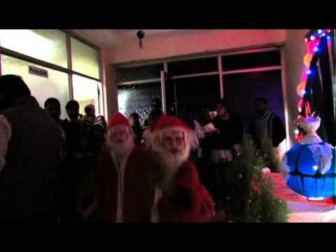 Weihnachten in Jhabua