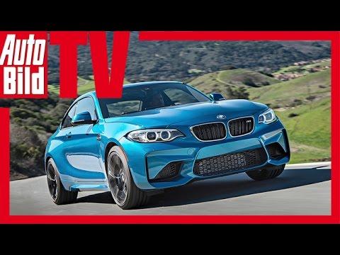 BMW M2 (2016) - Erste Fahrt/Review/ Test/ Fahrbericht/ Sound