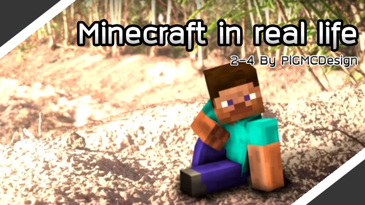 Must see Wallpaper Minecraft Real Life - maxresdefault  Picture_70548.jpg