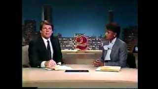 WSB TV Atlanta News promos March 25, 1985