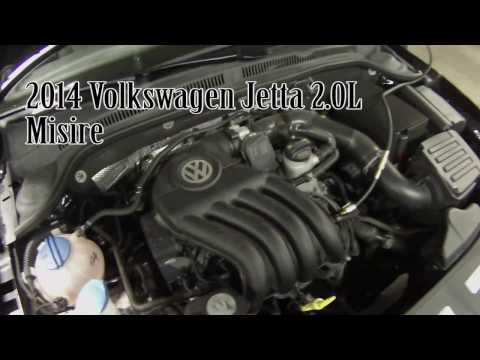 2014 Volkswagen Jetta- P0302 Cyl 2 Misfire (2.0L-Leaky Fuel Inj.)