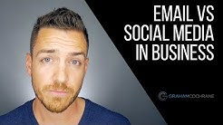 Why Email Is More Important Than Social Media