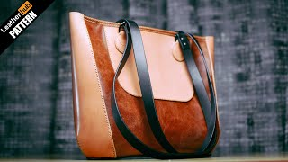Emberson Leather Bag by BUBU LEATHER