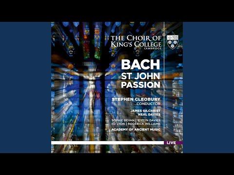 St. John Passion, BWV 245, Pt. I: Herr, unser Herrscher (Chorus) (Live)
